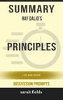 Summary: Ray Dalio's Principles - Life and Work
