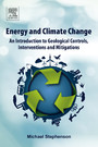 Energy and Climate Change - An Introduction to Geological Controls, Interventions and Mitigations