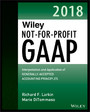 Wiley Not-for-Profit GAAP 2018 - Interpretation and Application of Generally Accepted Accounting Principles