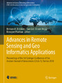 Advances in Remote Sensing and Geo Informatics Applications - Proceedings of the 1st Springer Conference of the Arabian Journal of Geosciences (CAJG-1), Tunisia 2018