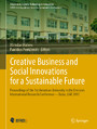 Creative Business and Social Innovations for a Sustainable Future - Proceedings of the 1st American University in the Emirates International Research Conference-Dubai, UAE 2017