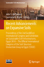 Recent Advancements on Expansive Soils - Proceedings of the 2nd GeoMEast International Congress and Exhibition on Sustainable Civil Infrastructures, Egypt 2018 - The Official International Congress of the Soil-Structure Interaction Group in Egypt (SS