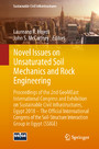 Novel Issues on Unsaturated Soil Mechanics and Rock Engineering - Proceedings of the 2nd GeoMEast International Congress and Exhibition on Sustainable Civil Infrastructures, Egypt 2018 - The Official International Congress of the Soil-Structure Inter