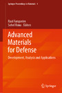 Advanced Materials for Defense - Development, Analysis and Applications