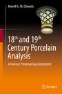 18th and 19th Century Porcelain Analysis - A Forensic Provenancing Assessment