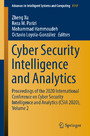 Cyber Security Intelligence and Analytics - Proceedings of the 2020 International Conference on Cyber Security Intelligence and Analytics (CSIA 2020), Volume 2