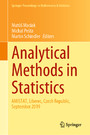 Analytical Methods in Statistics - AMISTAT, Liberec, Czech Republic, September 2019