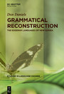 Grammatical Reconstruction - The Sogeram Languages of New Guinea