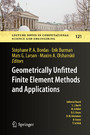 Geometrically Unfitted Finite Element Methods and Applications - Proceedings of the UCL Workshop 2016