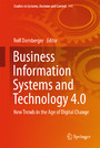 Business Information Systems and Technology 4.0 - New Trends in the Age of Digital Change