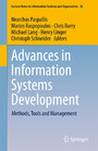 Advances in Information Systems Development - Methods, Tools and Management