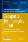Geospatial Technologies for All - Selected Papers of the 21st AGILE Conference on Geographic Information Science