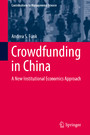 Crowdfunding in China - A New Institutional Economics Approach
