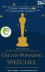 Oscar-Winning Speeches - Effect appearance self-confidence, learn the power of rhetoric, communicate present moderate well, convince with body language gestures & facial expressions