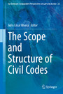The Scope and Structure of Civil Codes