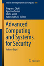 Advanced Computing and Systems for Security - Volume Eight