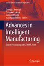 Advances in Intelligent Manufacturing - Select Proceedings of ICFMMP 2019
