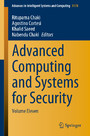Advanced Computing and Systems for Security - Volume Eleven
