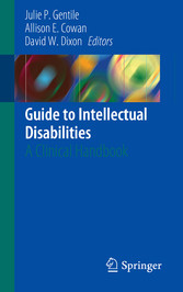 Guide to Intellectual Disabilities - A Clinical Handbook