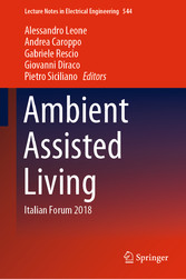 Ambient Assisted Living - Italian Forum 2018