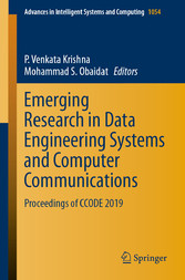 Emerging Research in Data Engineering Systems and Computer Communications - Proceedings of CCODE 2019